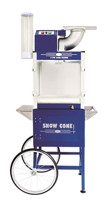 Picture Of 731700 Snow Cone Machine With Cart
